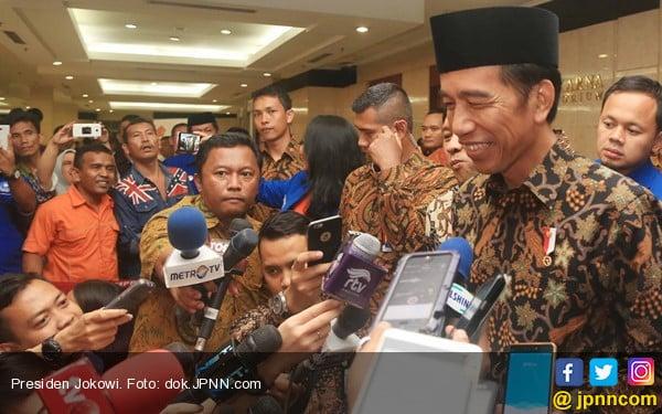 Jokowi Mengajak Para Pelaku Usaha Optimistis - JPNN.COM
