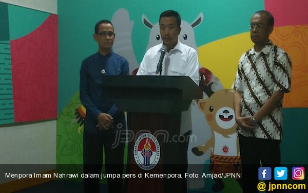 Menpora Resmikan Kirab Remaja Nasional versi Terkini - JPNN.COM