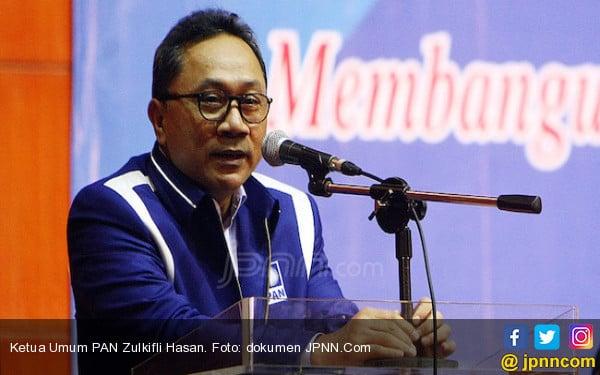 Ketua DPW PAN Riau Pilih Dukung Jokowi, Zulhas Bilang Begini - JPNN.COM