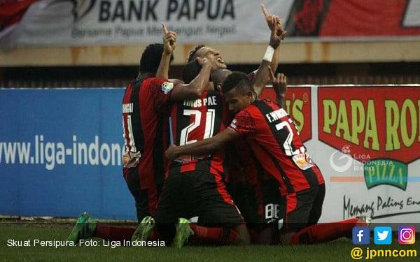 Persipura Resmi Mundur dari Piala Presiden 2018 - JPNN.COM