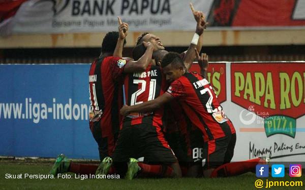 Persipura Bikin Panpel Piala Presiden Pusing - JPNN.COM