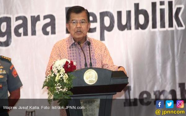Rupiah Melemah, JK: Jangan Lihat Jeleknya Saja - JPNN.COM