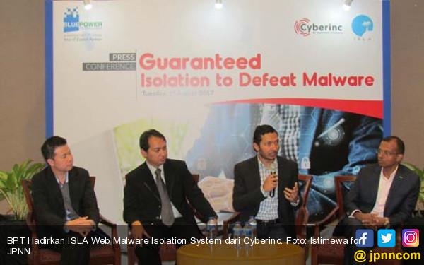 BPT Hadirkan ISLA Web Malware Isolation System - JPNN.COM