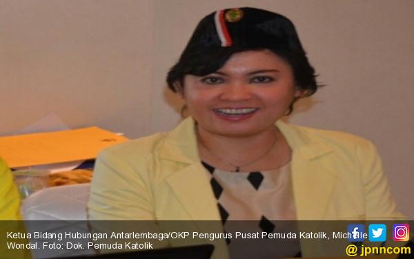 Michelle: Pendidikan Pancasila Mesti Jadi Kurikulum Wajib - JPNN.COM