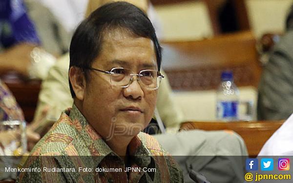 Menteri Rudiantara Bertemu Bos Telegram, Inilah Hasilnya - JPNN.COM