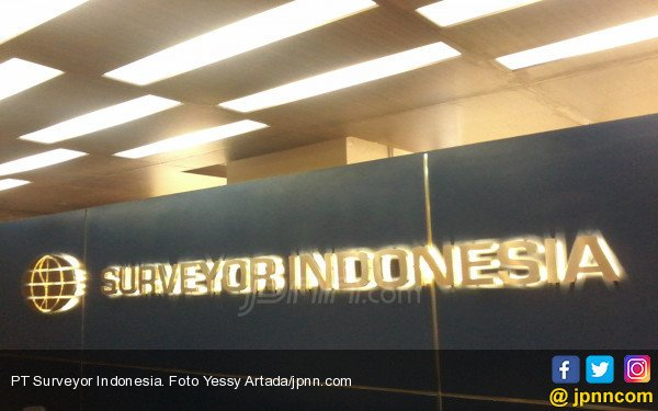 Surveyor Indonesia Targetkan Capai Pendapatan Usaha Rp 1 T - JPNN.COM