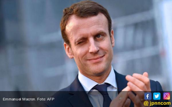 Pesona Memudar, Macron Mulai Ditinggal Sekutu - JPNN.COM