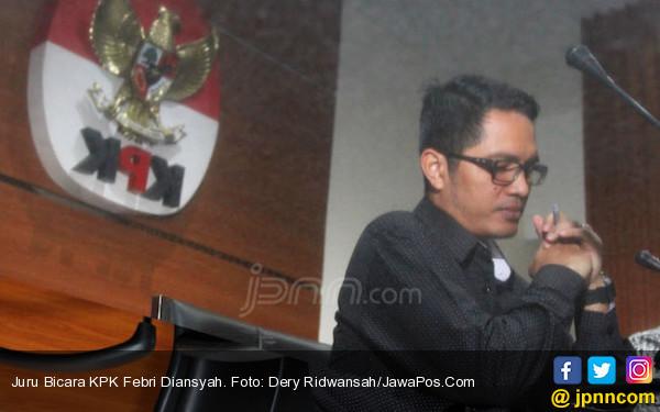 Gelar OTT di Kompleks Pejabat Tinggi, KPK Tangkap 9 Orang - JPNN.COM