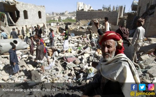 Babak Baru Perang Saudara Yaman, Situasi Bakal Makin Parah - JPNN.COM