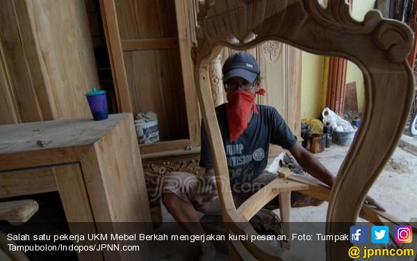 Industri Furnitur Indonesia Hanya Kuasai 3 Persen Pasar AS - JPNN.com