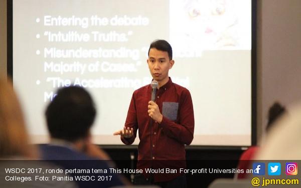 Pelajar Indonesia Menang di Hari Pertama WSDC 2017 - JPNN.COM