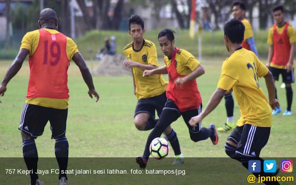 Kepri Jaya FC Usung Misi Besar Lawan PS Timah Babel - JPNN.COM