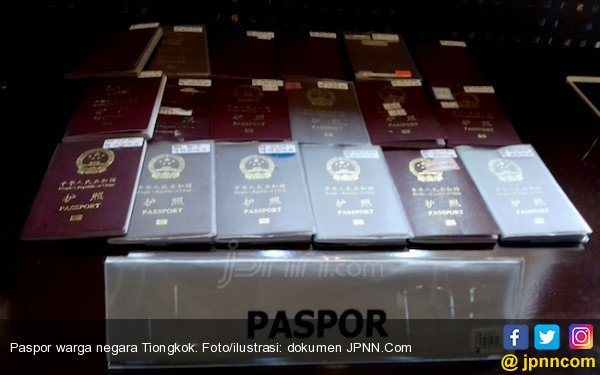 Pemerintah Indonesia Sudah Tolak 109 Orang dari Daratan Tiongkok - JPNN.com