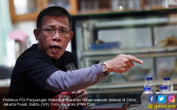 Masinton: Pernyataan Provokatif Pak Amien Rais Merusak Bangunan Kebangsaan - JPNN.com