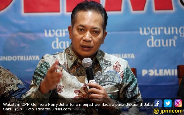 Ferry: Menurut Saya, Nanti Bisa seperti Kasusnya Ahok - JPNN.COM