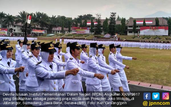Calon Praja IPDN Meninggal saat Ikut Diksar Disiplin - JPNN.COM