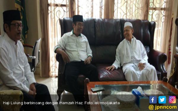 Ingin Selamatkan PPP, Haji Lulung Sowan ke Hamzah Haz - JPNN.com