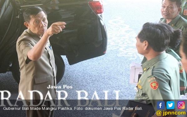 Jelang Akhir Masa Jabatan, Gubernur Bali Mulai Dijauhi Bupati - JPNN.COM