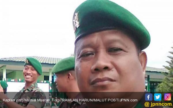 Kapten Mursal Mustari, Luar Biasa! - JPNN.COM