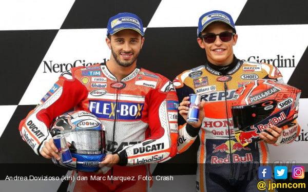 Juara di MotoGP Austria, Dovizioso Geser Vinales di Klasemen Sementara - JPNN.COM