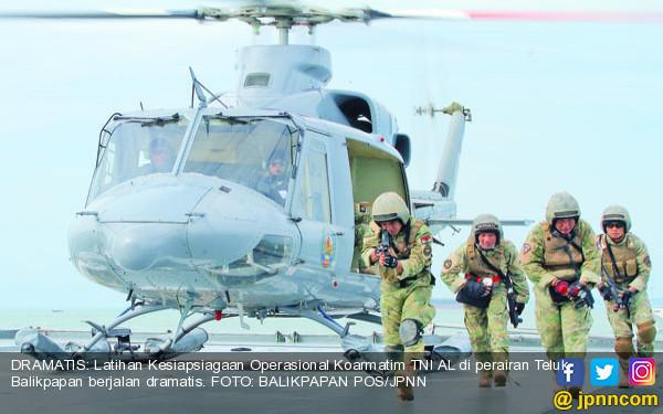 Bawa Bom, 7 Teroris Baku Tembak Lawan TNI, 1 Ditembak Mati - JPNN.COM