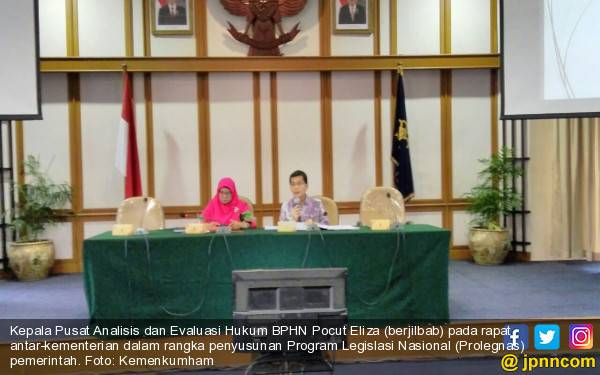 Kemenkumham Usulkan 11 RPP Masuk Prolegnas Pemerintah - JPNN.COM