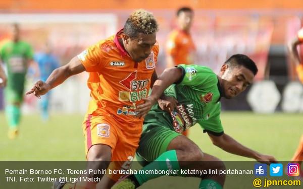 Pusamania Borneo FC Pukul PS TNI dengan Dramatis - JPNN.COM