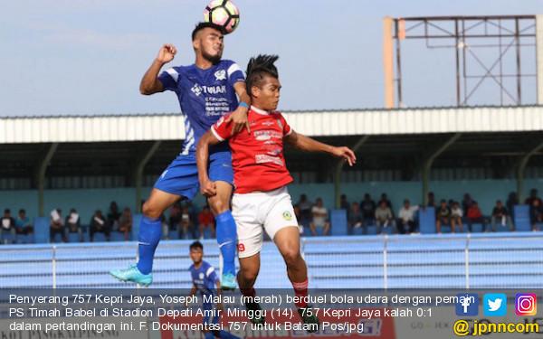 PS Timah Babel Yakin Curi Poin di Markas Kepri Jaya FC - JPNN.COM