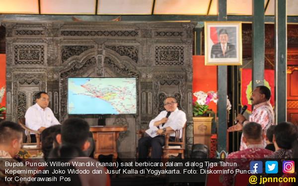 Harga Semen dan BBM Turun, Bukti Jokowi Ada di Puncak - JPNN.COM