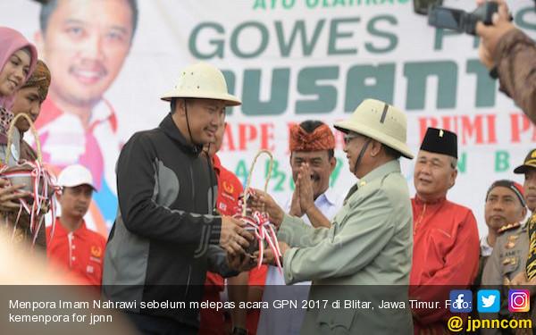 Partisipasi Warga di GPN Blitar Melampaui Ekspektasi - JPNN.COM