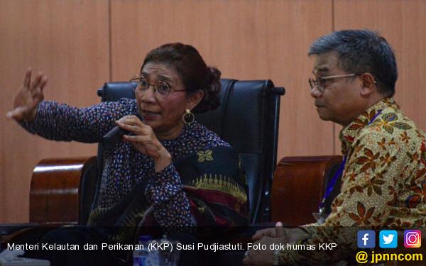 DPR: Jangan Berhenti Menenggelamkan Kapal Pencuri Ikan - JPNN.COM