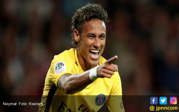 PSG Lebih Suka Neymar ke MU Ketimbang Real Madrid - JPNN.COM