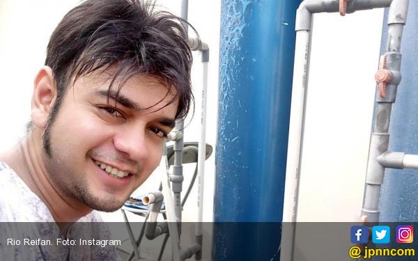 Artis Rio Reifan Kembali Ditangkap terkait Narkoba - JPNN.com