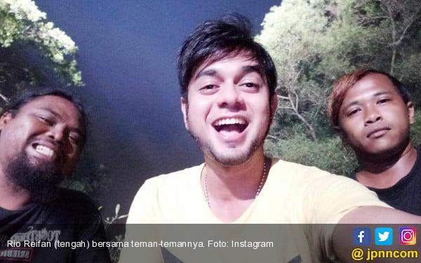 Empat Kali Terjerat Kasus Narkoba, Rio Reifan Belum Jera, Minta Rehabilitasi Lagi - JPNN.com