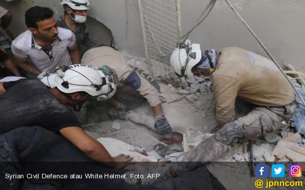 Kisah Pilu Relawan Syria: Ketegaran Pupus di Depan Mayat Ibu - JPNN.COM