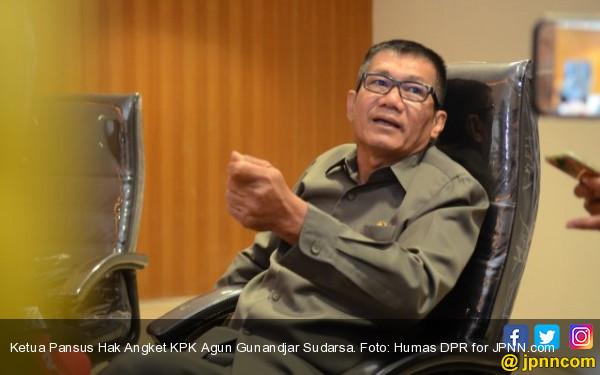 Pansus Angket Tunggu Kesadaran KPK - JPNN.COM