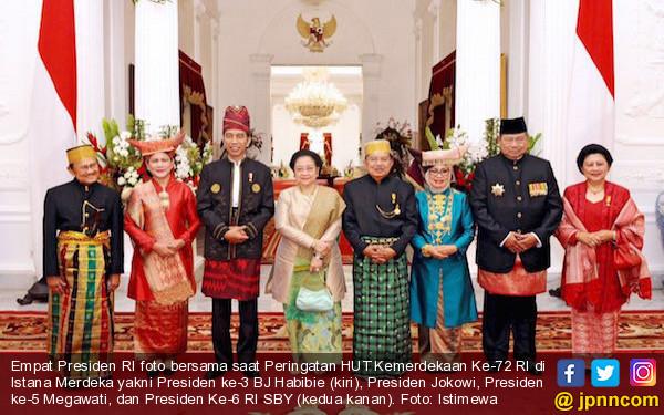 Berhasil Pertemukan Mega dan SBY, Jokowi Buktikan The Real Presiden - JPNN.com