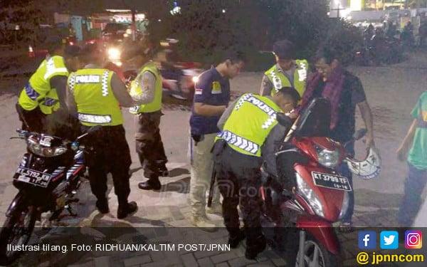 Operasi Zebra di Kota Bekasi, 5.124 Pengendara Kena Tilang - JPNN.COM