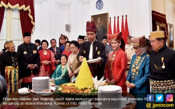 SBY Mendekat ke Pemerintah Indikasi Gagal Sepakat dengan Prabowo? - JPNN.com