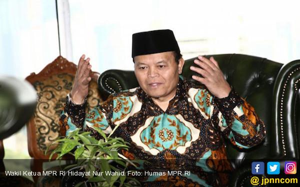 MPR Minta Lanjutkan Moratorium Reklamasi Teluk Jakarta - JPNN.COM