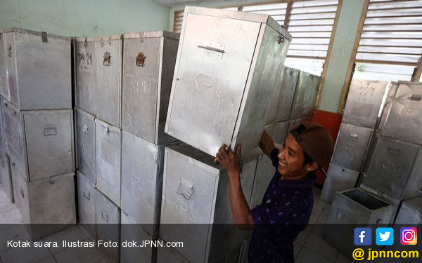 KIPP Ungkap Pembukaan Kotak Suara Ilegal di Jawa Barat - JPNN.com