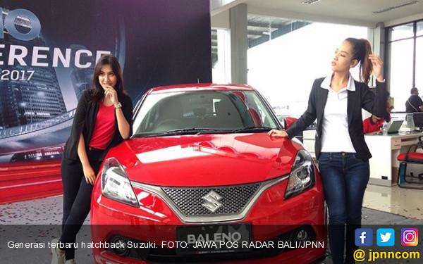 Penjualan Domestik dan Ekspor Suzuki Menggembirakan - JPNN.com