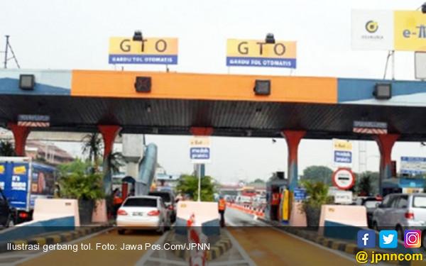 Tol Jombang-Mojokerto, Pembayaran E-Money Oktober - JPNN.COM