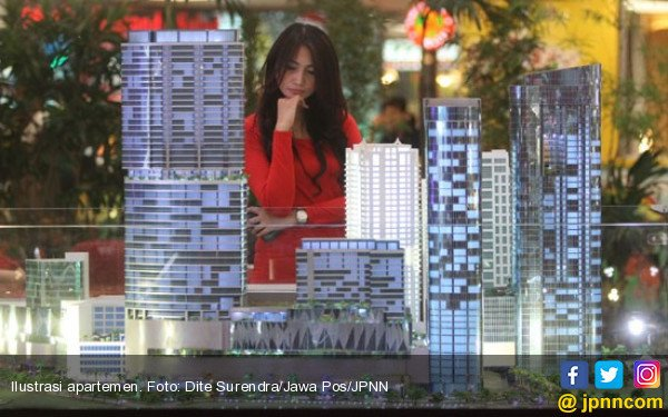Intiland Keruk Rp 787 Miliar dari Proyek Surabaya - JPNN.COM