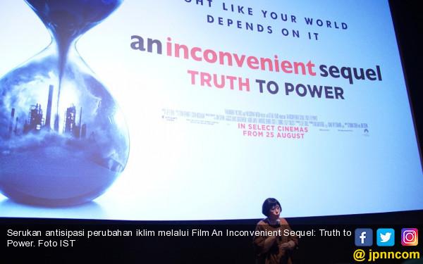 Serukan Antisipasi Perubahan Iklim Lewat Film An Inconvenient Sequel: Truth to Power - JPNN.COM