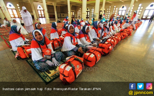 Mulai Tahun Ini, Transaksi Haji Khusus Gunakan e-Hajj - JPNN.COM