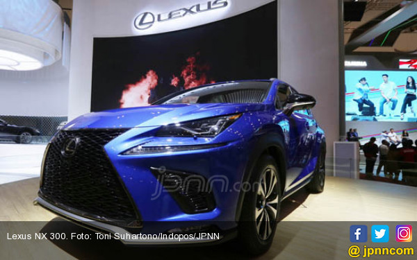Lexus Ingin Bangun Pabrik di Cina, Tapi Takut Pamor Turun - JPNN.COM