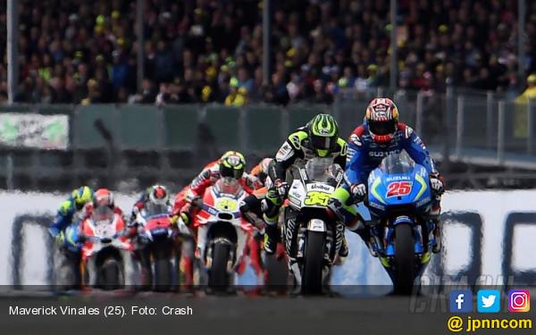 Vinales Bernafsu Ulangi Kenangan Manis di MotoGP Inggris - JPNN.com