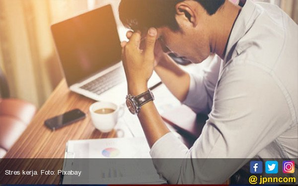 Stres dan Junk Food Sama Berbahaya untuk Usus - JPNN.COM