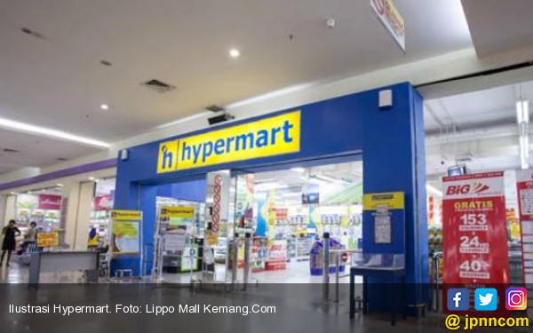 Rugi Bersih Pemilik Gerai Hypermart Turun Jadi Rp 335 Miliar - JPNN.com